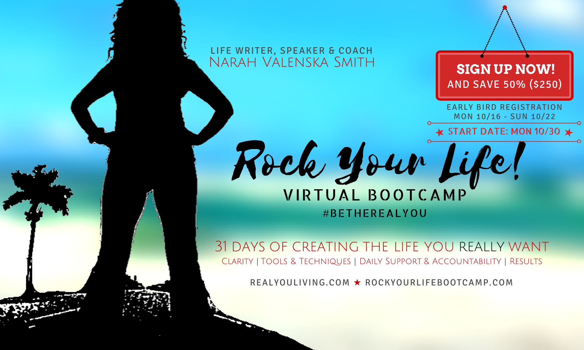 Rock Your Life Virtual Bootcamp